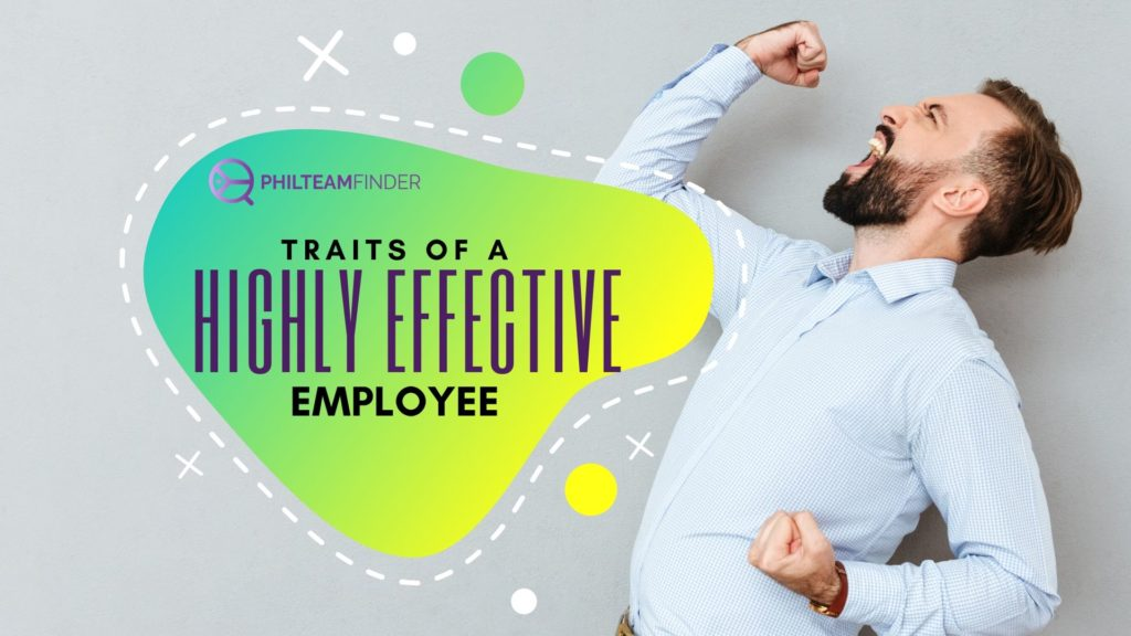 Traits of a Highly Effective Employee