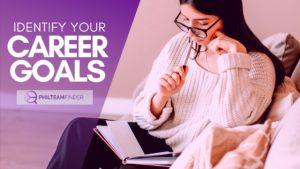 identify your career goals